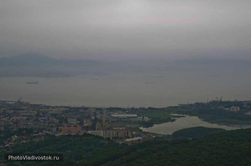 Несколько пейзажных снимков г. Находка. Находка. Фотографии Владивостока