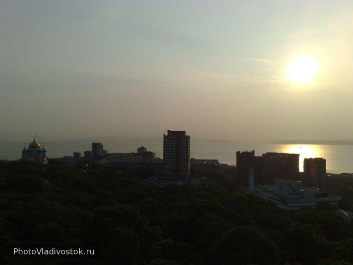 . Панорамы. Фотографии Владивостока