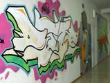 Граффити выставка 11.04.09. Граффити. Фотографии Владивостока